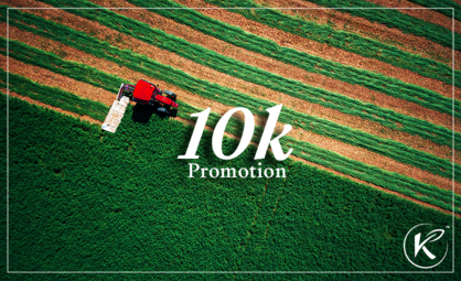 Introducing the 10k Promotion: A Special Minimum Income Guarantee Level for a Limited Time!