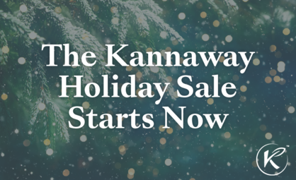 Save Big During the Kannaway Holiday Sale