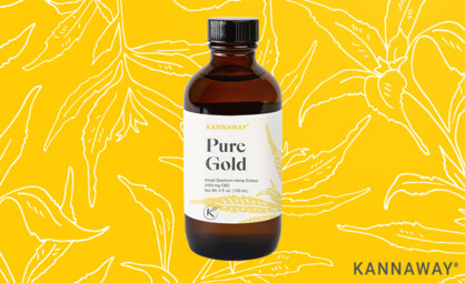 New Pure Gold 2000 mg Offers You Even More CBD