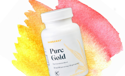 Product Spotlight: Get to Know Pure Gold Soft Gels